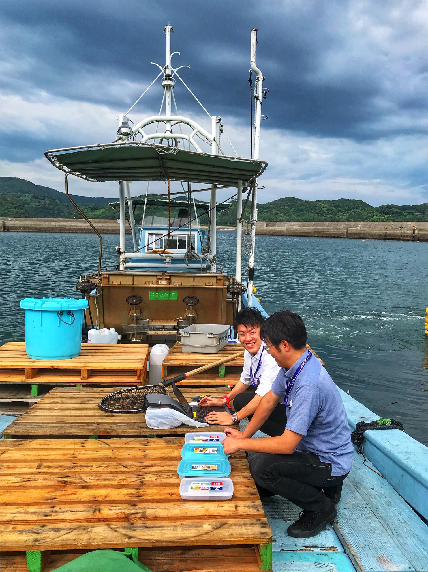 次世代水産養殖システム2